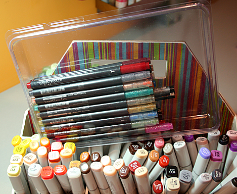Copic caddy atyou