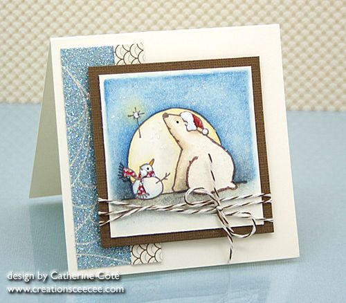 Polar bear wishes 2
