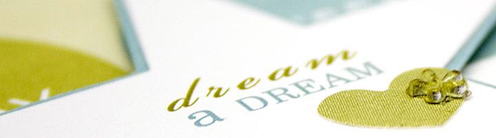 Dream a dream 1
