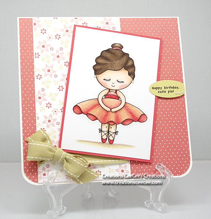 Lil cee ballerina 2