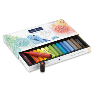 Big brush pens by faber-castell