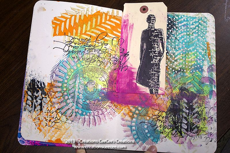 Art journal 5