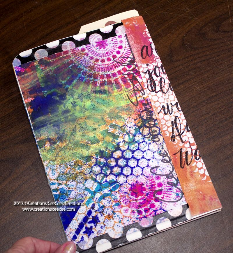 Art journal 10