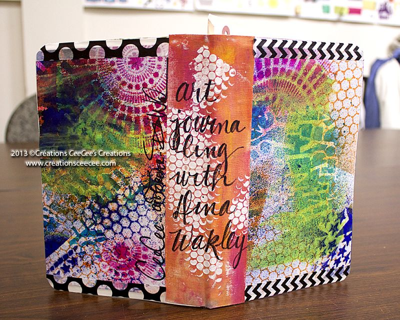 Art journal 9