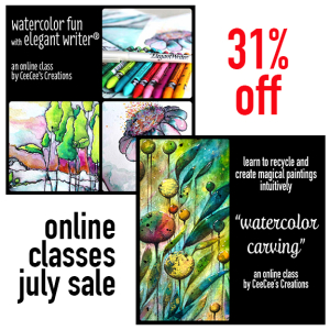 Online classes july 2017 sale tile at 8%22