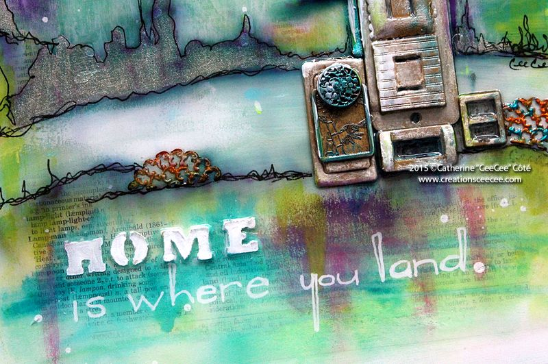 Home is where you land c