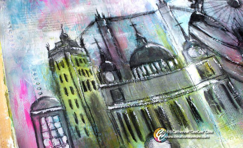 London cityscape d